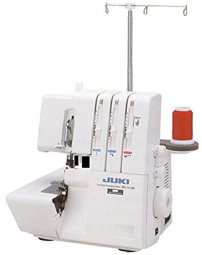 今季ブランド JUKI 1本針3本糸差動送り付きオーバーロックミシン MO-113D(新品未使用の新古品), 時計館 8ab5488d