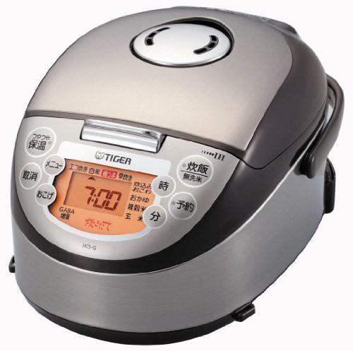 新版 タイガー IH 炊飯器 3合 ブラウン 炊きたて ミニ 炊飯 ジャー JKO-G550-T T(新品未使用の新古品), ユクハシシ ecf6bfbc