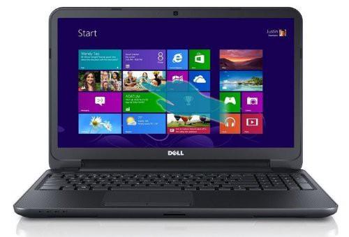【使い勝手の良い】 Dell 15.6 i(新品未使用の新古品) PC Intel TouchScreen Laptop Inspiron - Core i15RVT-6143BLK-パソコン本体