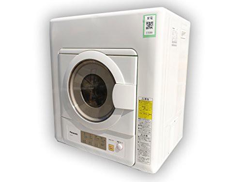 最新作の パナソニック 6.0kg 衣類乾燥機Panasonic NH-D603-W(新品未使用の新古品), nabemitsu 01479f57