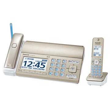 【オープニングセール】 【最大600円OFFクーポン配布中】 Panasonic Panasonic デジタルコードレスファクス(子機1台)(シャンパンゴールド) KX-PD725DL-N, ロッカショムラ:b40fbe91 --- eu-az124.de