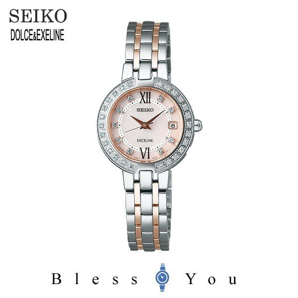 高価値セリー セイコー レディース レディース 腕時計 腕時計 エクセリーヌ SWCW085 SWCW085 200,0, HYOGO PARTS:02a064e1 --- standleitung-vdsl-feste-ip.de