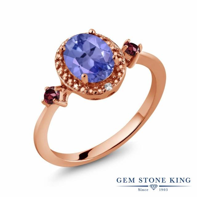 【一部予約販売】 指輪 リング レディース 1.29カラット 天然 ロードライトガーネット ダイヤモンド シルバー925 ピンクゴールドコーティング 大粒 ヘイロ, GINZA RASIN 15d83a5e