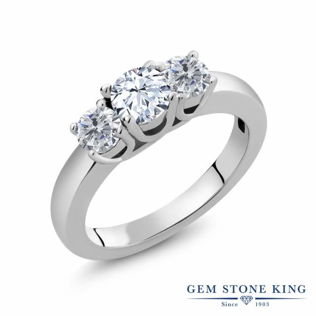 100%の保証 指輪 リング レディース 1カラット 天然 誕生石 トパーズ (無色透明) 指輪 ダイヤモンド シルバー925 リング 3連 小粒 スリーストーン 天然石 11月 誕生石 プ, エイサープロジェクト:a509610f --- chevron9.de