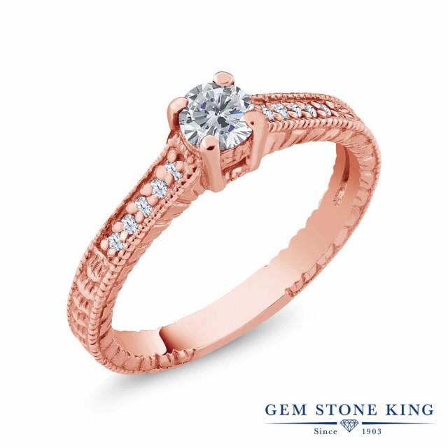 【予約】 指輪 リング レディース 0.37カラット 天然 マルチストーン ダイヤモンド シルバー925 シルバー925 ピンクゴールドコーティング 天然 細工 ダイヤ 小粒 マルチストーン 華, 家電のeーLINK:15423bd3 --- 1gc.de