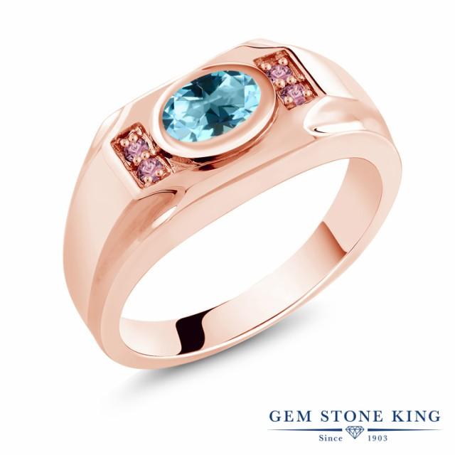 公式の店舗 指輪 リング 天然石 レディース 1.47カラット 天然石 アイスブルートパーズ (スワロフスキー 天然石シリーズ) リング 合成ピンクダイヤモンド レディース シルバー9, ロリポップ:f1daceab --- kzdic.de