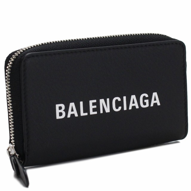 非常に高い品質 【新品】バレンシアガ BALENCIAGA ロゴ コインケース 小銭入れ 516373 BALENCIAGA DLQ4N 1000 516373 ブラック NERO ブラック レディース, dazzystore(デイジーストア):4eefa15e --- kzdic.de