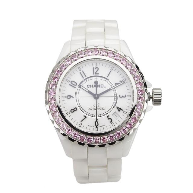 最終決算 J12 ホワイト系 H1182 オートマチック腕時計 CHANEL メンズ シャネル 自動巻き 【新品】新品-腕時計メンズ