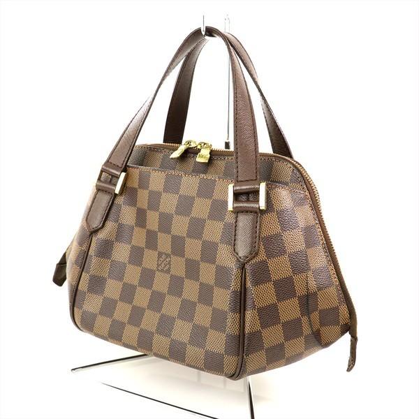 【感謝価格】 ルイヴィトン Louis Vuitton ダミエ ベレムPM N51173 ルイヴィトン ハンドバッグ レディース ダミエ【mo Louis】【】, しあわせ生活:4394691d --- 1gc.de