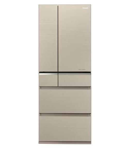 大人気 6ドア冷蔵庫 501L フレンチタイプ マチュアゴールド パナソニック NR-F505XPV, 当店だけの限定モデル 9288afec
