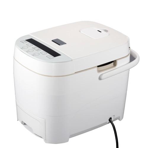 激安ブランド ヒロコーポレーション 糖質カット 炊飯器 HTC-001WH ホワイト, セイダンチョウ 9ade63d6