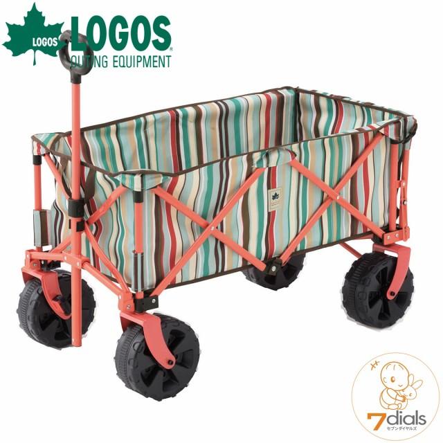 【新作入荷!!】 LOGOS/ロゴス 丸洗い長いモノOKキャリー(ブルーストライプ)-AG キャリーカート アウトドア、キャンプ 運動会など荷物をまとめて移動する, 木造町 975ab60f