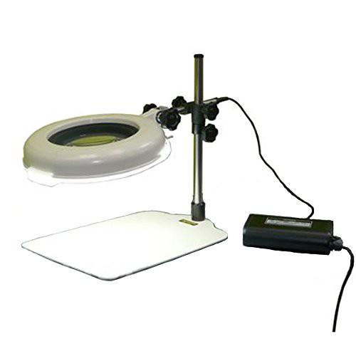 超人気新品 オーツカ光学 LED照明拡大鏡 LSKs-B x4(良品), 【初回限定お試し価格】 696f1235