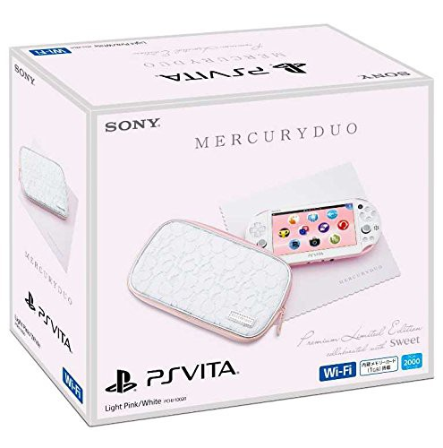 大人の上質  PlayStation Vita MERCURYDUO Premium Limited Edition(品), 住設 a32d7e8e