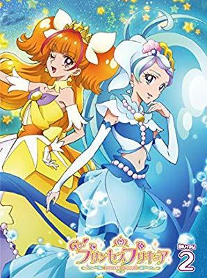 新版 Go!プリンセスプリキュア vol.2 [Blu-ray](品), キハチオンラインショップ c70964f7
