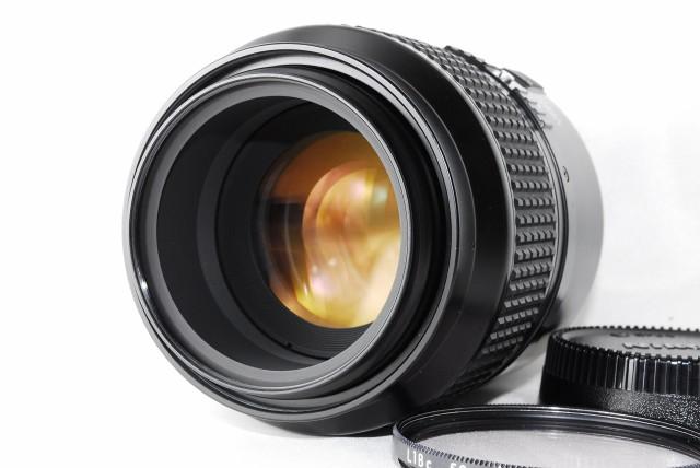 日本最級 Nikon ニコン ニコン AF MICRO NIKKOR 105mm Nikon 105mm F2.8(品), 北相馬郡:b91b1301 --- 1gc.de