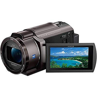 格安新品  ソニー SONY 64GB ビデオカメラ FDR-AX40 4K SONY 64GB 光学20倍 4K ブロンズブラウン Ha(品), アート倶楽部T&M:18073510 --- 1gc.de