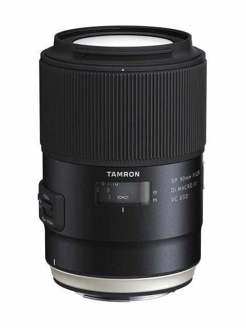 【在庫有】 TAMRON 単焦点マクロレンズ SP90mm F2.8 Di MACRO 1:1 VC USD キヤノン用 (品), 朝霞市 4ed8e1ad