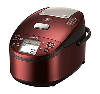 【格安saleスタート】 日立 少量炊飯専用 炊飯器 5.5合 5.5合 圧力スチームIH式 炊飯器 3段階炊き分け機能搭載 少量炊飯専用 (品), ハンドルキング:72423949 --- kzdic.de