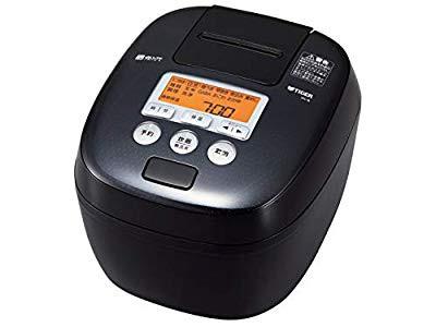 【当店一番人気】 タイガー 圧力IH炊飯ジャー(5.5合炊き) ブラックTIGER 炊きたて タイガー JPC-B1(品), 一流の品質:457e308e --- kzdic.de