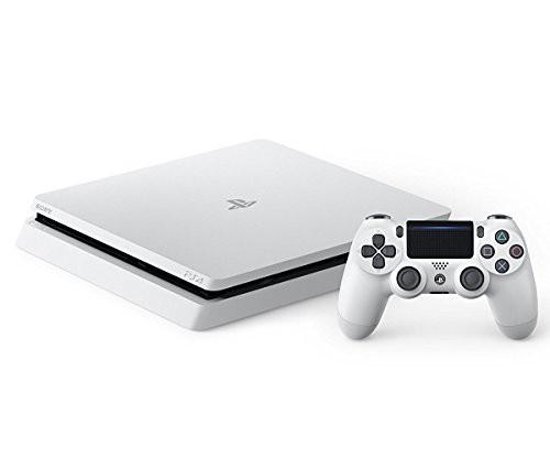 熱販売 PlayStation 4 グレイシャー・ホワイト 1TB (CUH-2100BB02)【メーカー生産 (品), フランス時計ピエールラニエ公式 39cadc09