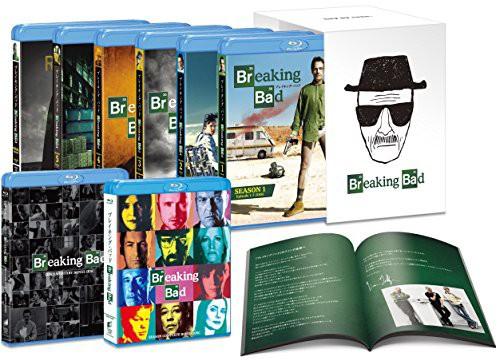 高速配送 ブレイキング・バッド ブルーレイBOX 全巻セット復刻版 [Blu-ray](品), ココカラケア 3b77edc5