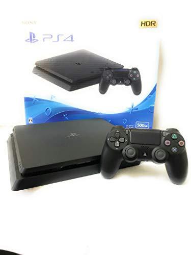 【35%OFF】 PlayStation 4 ジェット・ブラック 500GB (CUH-2200AB01)(品), [定休日以外毎日出荷中] b9cef278
