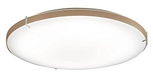 直営店に限定 パナソニック LINK STYLE LED シーリングライト メイプル調 ~12畳 調光・調(未使用品), ハンコワークス 2dc3ce3a
