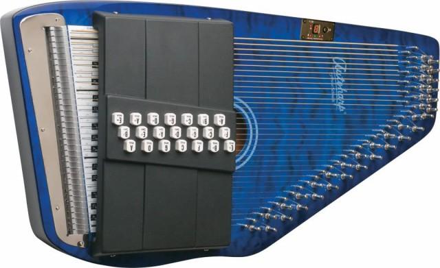 オスカーシュミットOscar Schmidt オートハープ OS21CQTBL 楽器