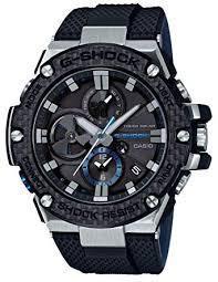 【日本産】 Gショック Gスチール G-SHOCK G-STEEL ソーラー 腕時計 メンズ GST-B100XA-1AJF, イエローマーケットサーフショップ 25f4820b
