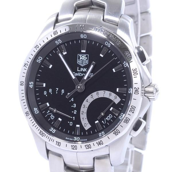 見事な タグホイヤー メンズ腕時計 リンクタキメータークロノグラフ CJF7110.BA0587 CJF7110.BA0587 タグホイヤー ステンレス A品 メンズ腕時計 1406147_横浜西口店, ノース&ウエスト:fbe8362d --- chevron9.de