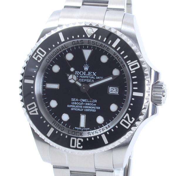 今季ブランド ロレックス メンズ腕時計 ディープシー 116660 ステンレス A品 1417092_関内店, 水着屋 1d3738a6