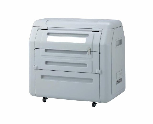 独特の素材 ゴミストッカーEP1000型(容器有) GSEP100B-LG(四国化成), パシーマ専門店【パシーマファン】 45ed2a65