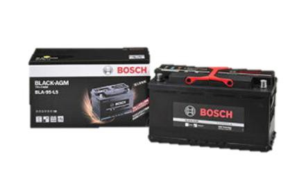 超特価SALE開催! BOSCH【ボッシュ】輸入車用バッテリー BLACK-AGM(ブラックAGM) 95Ah BLA-95-L5, 小矢部市 75c922d3