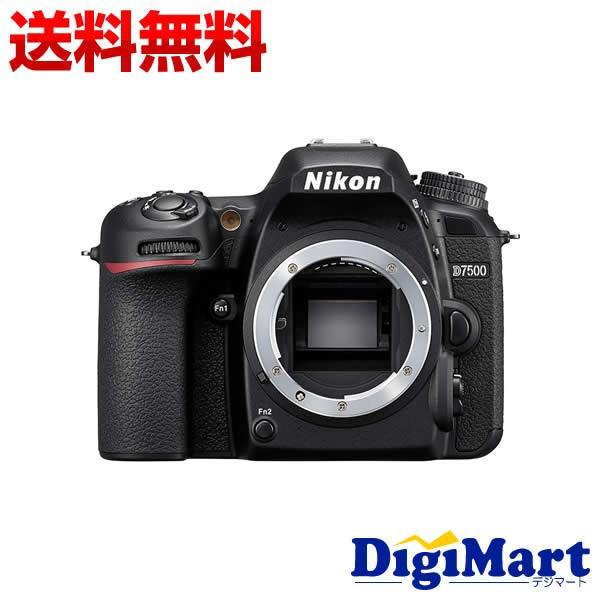 100%正規品 Nikon ボディ(※レンズ別売り)デジタル一眼レフカメラ 【新品・国内正規品】 ニコン D7500-カメラ