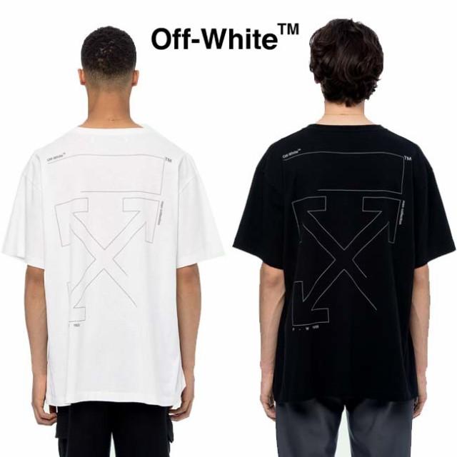 値段が激安 UNFINISHED 半袖 メンズ OFF-WHITE TEE(全2色) Tシャツ オフホワイト S/S オーバーサイズ OVER 【OMAA038E19185003】-トップス