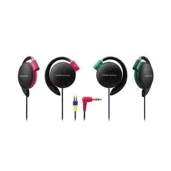 audio-technica COLORS オープン型オンイヤーヘッドホン 耳掛け式 クレイジーカラー ATH-EQ500 CZ