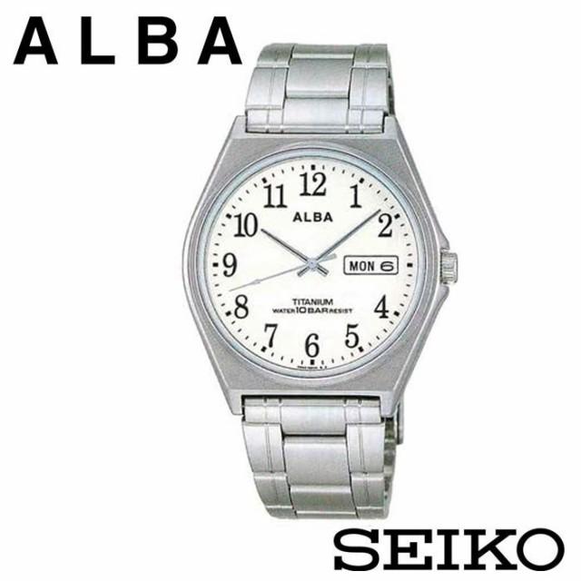 品質満点! 【正規販売店】SEIKO セイコー SEIKO ALBA アルバ AEFT906メンズ 腕時計, ブリティッシュライフ 3483790c