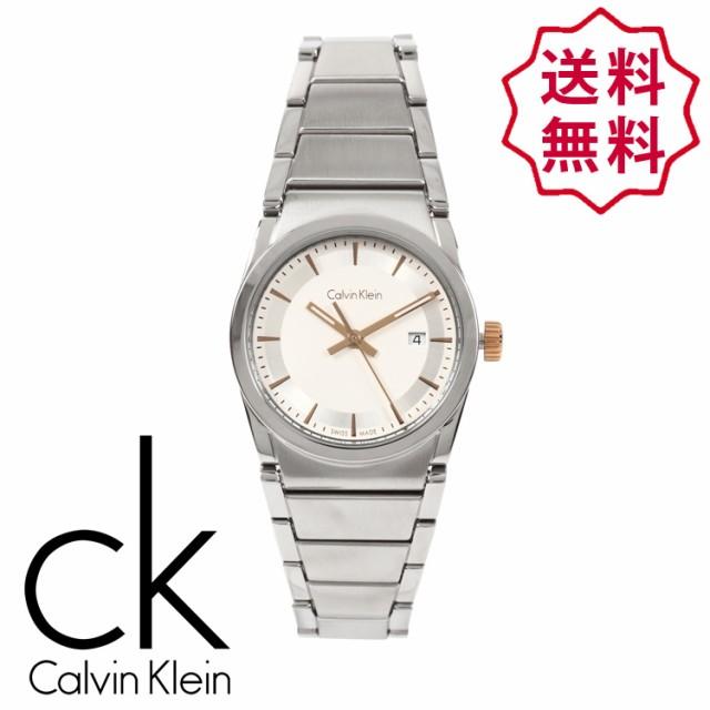 大人女性の [送料無料] Calvin Klein カルバンクライン レディース 腕時計 ウォッチ シルバー CK FREE ONE SIZE おしゃれ ブランド [k6k33b46], ふぁんくる daa87638