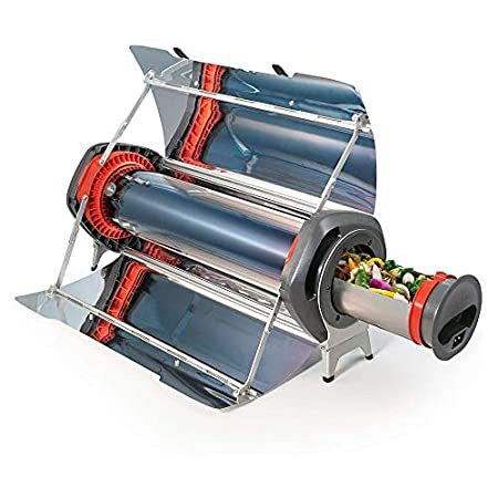 GOSUN Fusion Solar Oven, Hybrid Electric Grill, Portable Solar Cooker, Outd