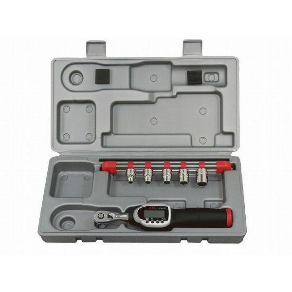 超高品質で人気の KTC 京都機械工具 TB306WG3 デジラチェセット()【送料無料】, 文房具専門店あずまや 7f1eaa43