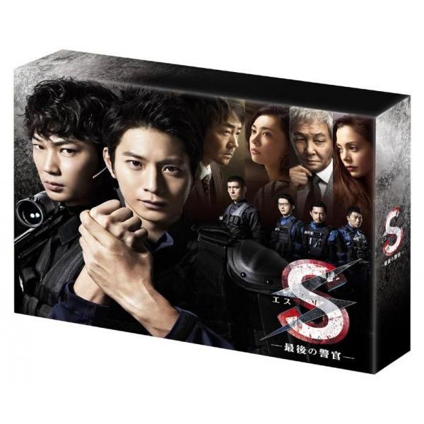 独特な S-最後の警官- ディレクターズカット版 DVD-BOX TCED-2153【送料無料】, カスミガウラマチ d49133d4