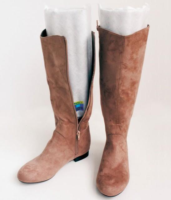 脱臭除湿シート ブーツキーパー 防カビ 消臭 脱臭炭 湿気とり 靴用 ブーツ用 除湿シート 脱臭シート|au Wowma!(ワウマ)