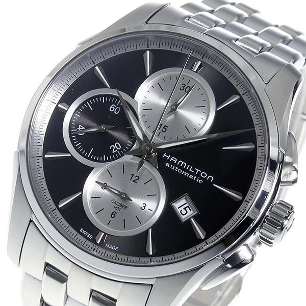 100%正規品 ハミルトン ジャズマスター クロノ 自動巻き メンズ 腕時計 H32596181 グレー【送料無料】, Take it easy 6f74b936