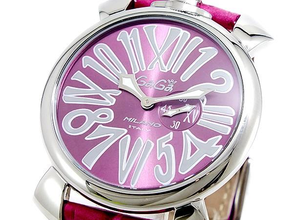最新発見 ガガミラノ GAGA MILANO SLIM クオーツ ユニセックス 腕時計 5084-6【送料無料】, iDECA 12218249