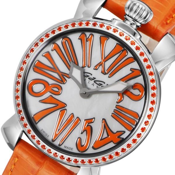 入園入学祝い ガガ ミラノ マニュアーレ 35mm クオーツ レディース 腕時計 602505 ホワイトパール【送料無料】, 【フットボールスタイル】twelvesp f6f7eaea