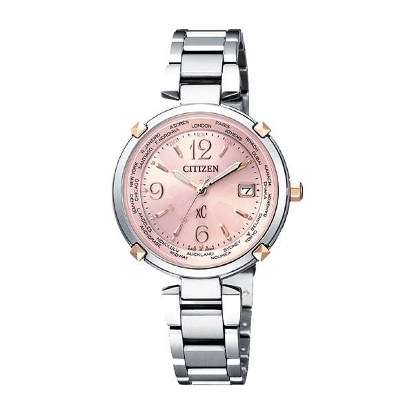 【クーポン対象外】 シチズン CITIZEN クロスシー レディース 腕時計 EC1044-55W 国内正規【送料無料】, 大人の上質  92ac2e86