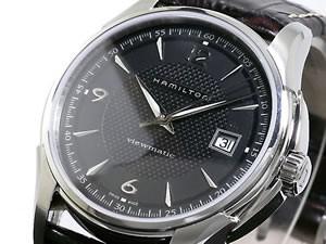 宅配便配送 HAMILTON ハミルトン ジャズマスター ハミルトン 腕時計 腕時計 HAMILTON 自動巻き H32515535【送料無料】, カルメロ:16d7ace8 --- schongauer-volksfest.de