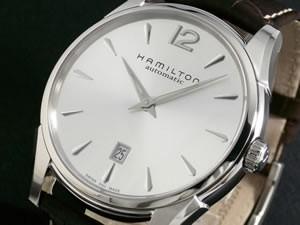 【即日発送】 HAMILTON ハミルトン ハミルトン ジャズマスター HAMILTON 腕時計 腕時計 スリム 自動巻き H38615555【送料無料】, 田子の月:7de3eeb2 --- 1gc.de
