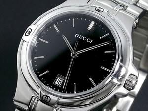 無料配達 GUCCI グッチ 腕時計 メンズ YA090304【送料無料】, ナンゴウソン 73e73b0e